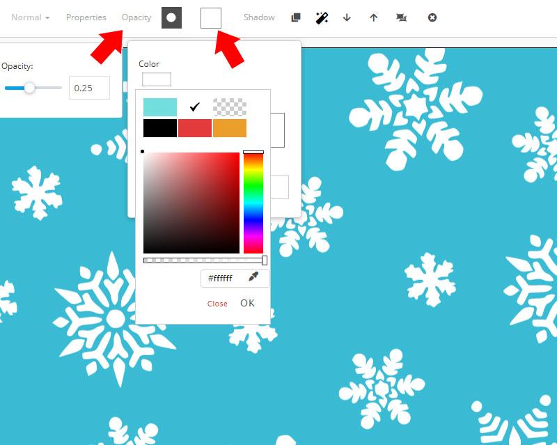 Edit Color