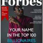 Forbes Cover Template