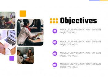 Modern Presentation Template 1