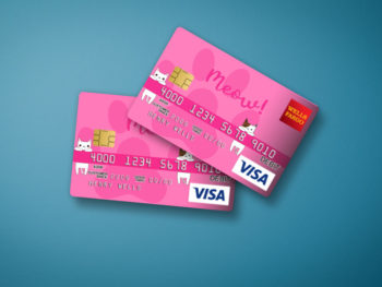 Wells Fargo Credit Card Design