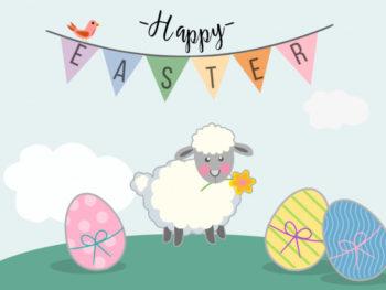 Free Printable Easter Card