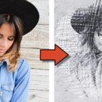 Sketch Photo Effect