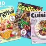 Food Magazine Covers