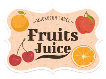 Free Label Template