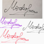 Create Transparent Signature Online