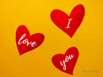 Cute Love Heart Picture