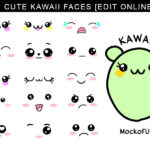 Kawaii Faces