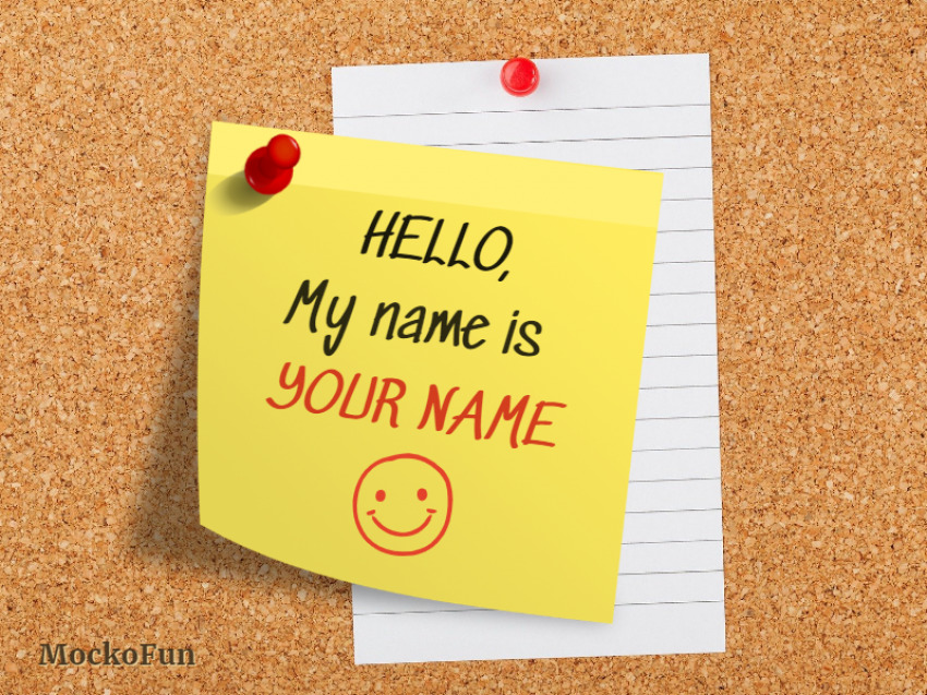 My Name Picture