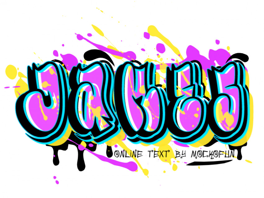 Name Graffiti