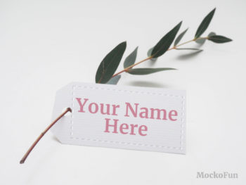 Write Name on Wallpaper