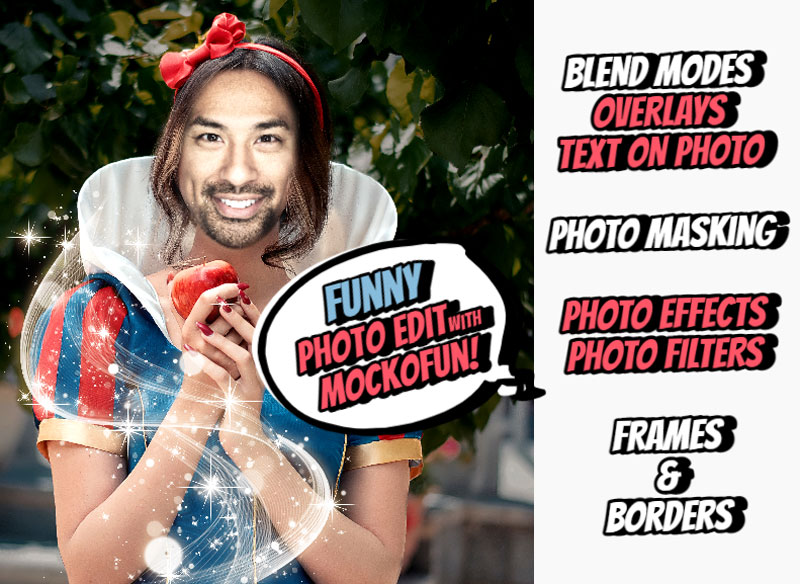 Funny Photo Editor Online