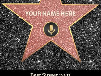 Hollywood Star Template
