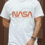 NASA LOGO PNG T SHIRT