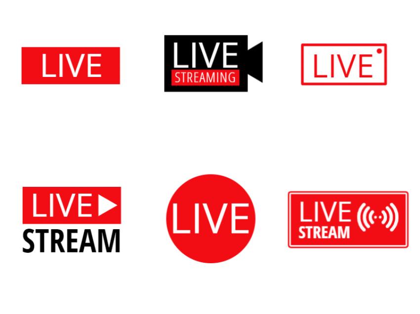 Stream Icons