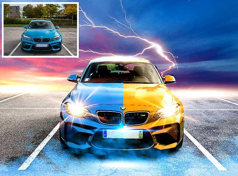 Car Photo Editor Online