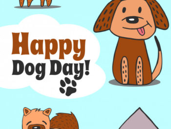 Happy Dogs Day