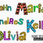 Name Design Art