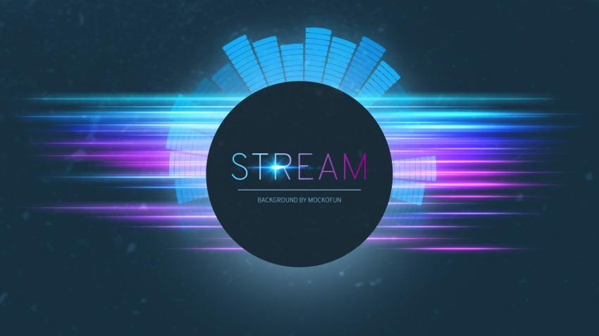 Stream Background